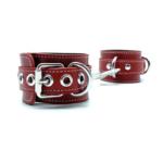 "2″ Cuffs ""Tango"" Red"