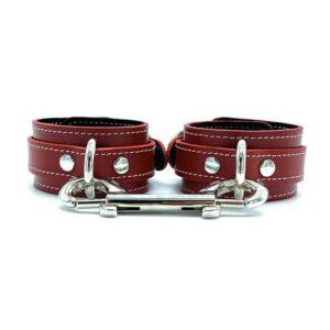 "Cuffs ""Tango"" Red"