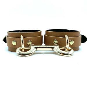 """Cuffs """"Mona"""" Brown"""