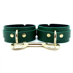"Cuffs ""Mona"" Green"