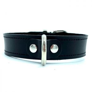 """1″ Mini Collar """"Tango"""" Black"""