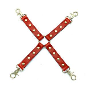 "Hog-tie Connector ""Tango"" Red"