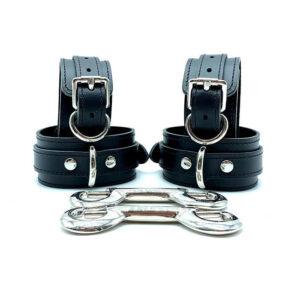 "Cuffs Set ""Tango"" Black"