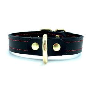 """0.75″ Mini Collar """"Tango"""" Black"""
