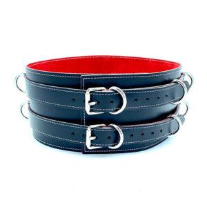 """Belt """"Scarlet"""" Black"""