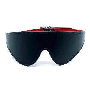 """Blindfold """"Scarlet"""" Black"""