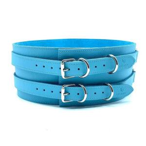 """Belt """"Vienna"""" Baby Blue"""