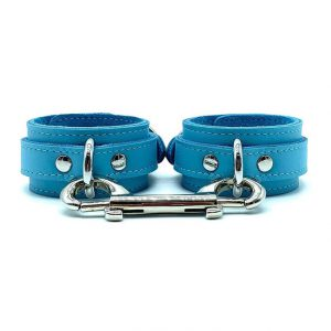 """Cuffs """"Vienna"""" Baby Blue"""